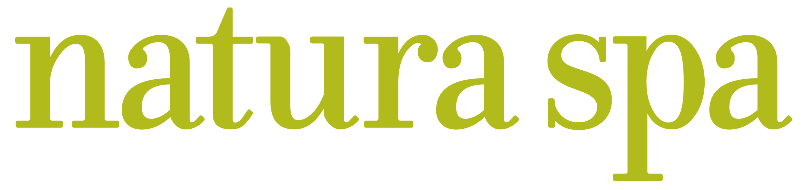 natura spa Logo